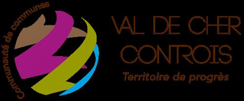Logo Val de Cher Controis